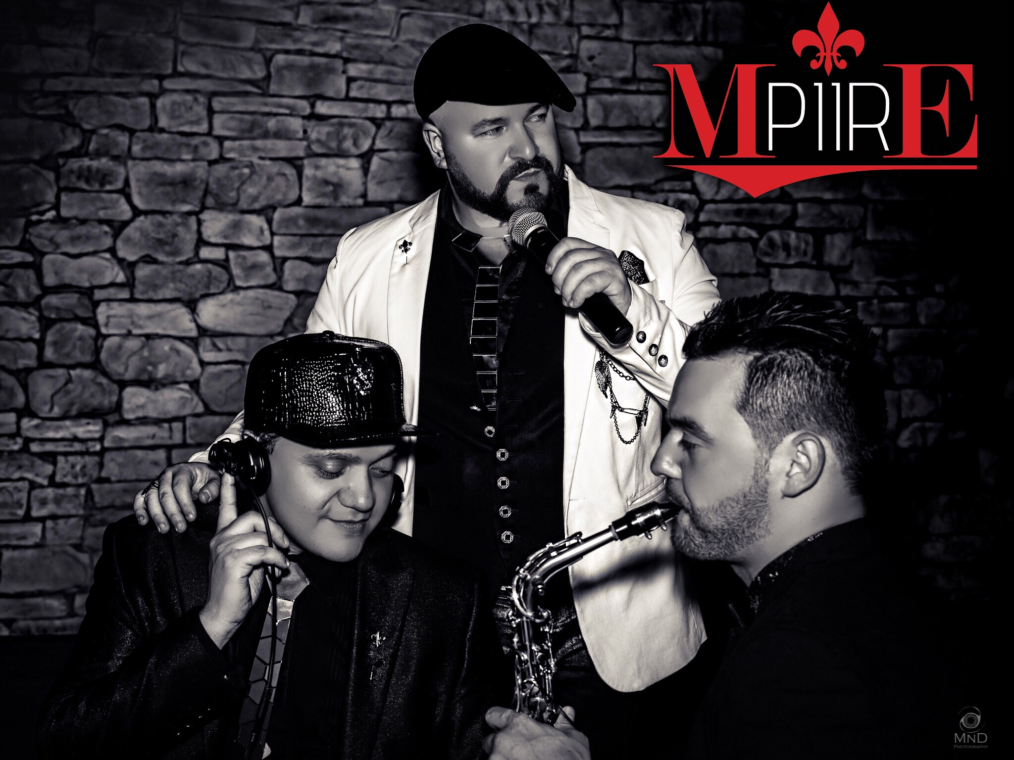 MPIIRE Official band photo